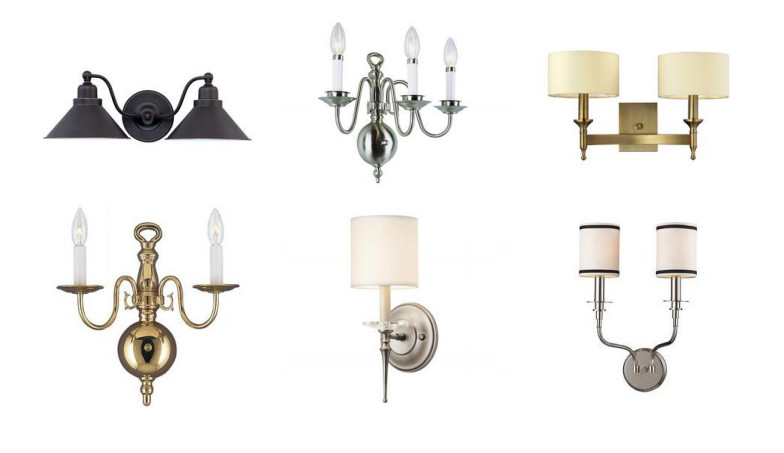 Loweu0027s Sconces | La Salle Design Blog Part 39