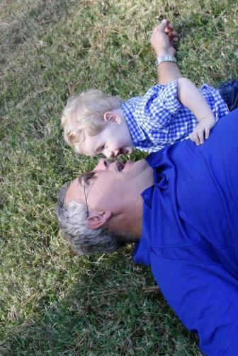 Fun with Poppa