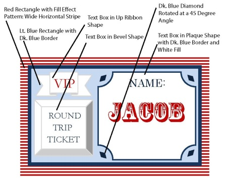 Name Tags on Template2