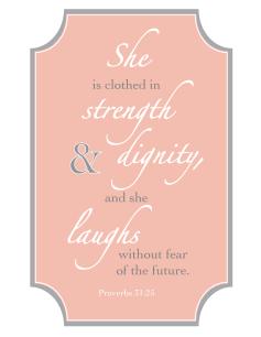 Proverbs 31 - Sorbet